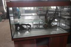 террариум для черепахи 280л