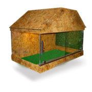 Домик для сух.черепахи Хаус-125
