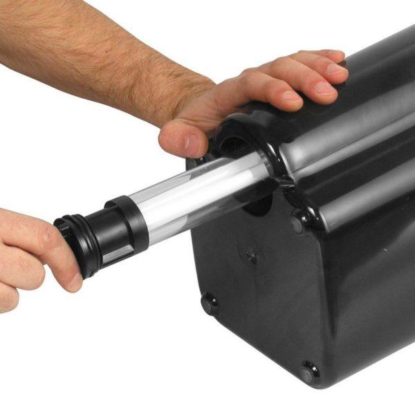 Внешний фильтр AquaEl для аквариума объемом 500-700 литров