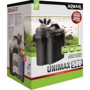 Внешний фильтр AquaEl для аквариума объемом 250-500 литров